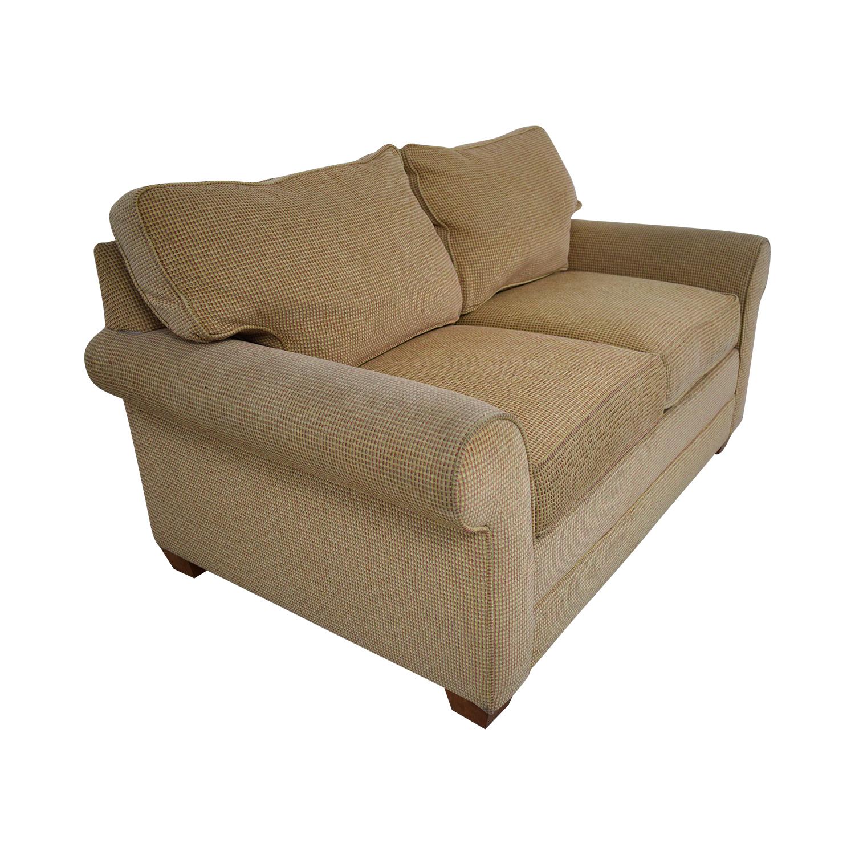Ethan Allen Loveseat Sofa / Loveseats