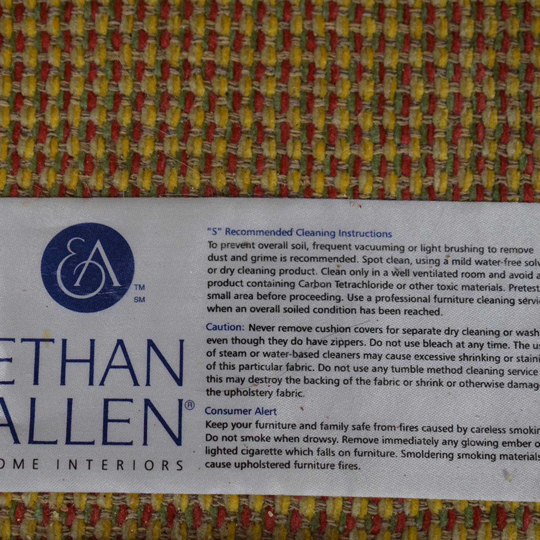 shop Ethan Allen Loveseat Sofa Ethan Allen
