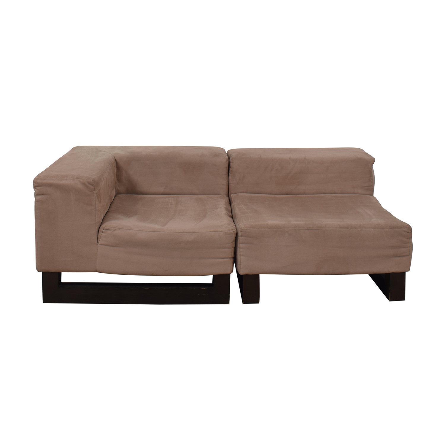 West Elm West Elm Lounge Sectional on sale