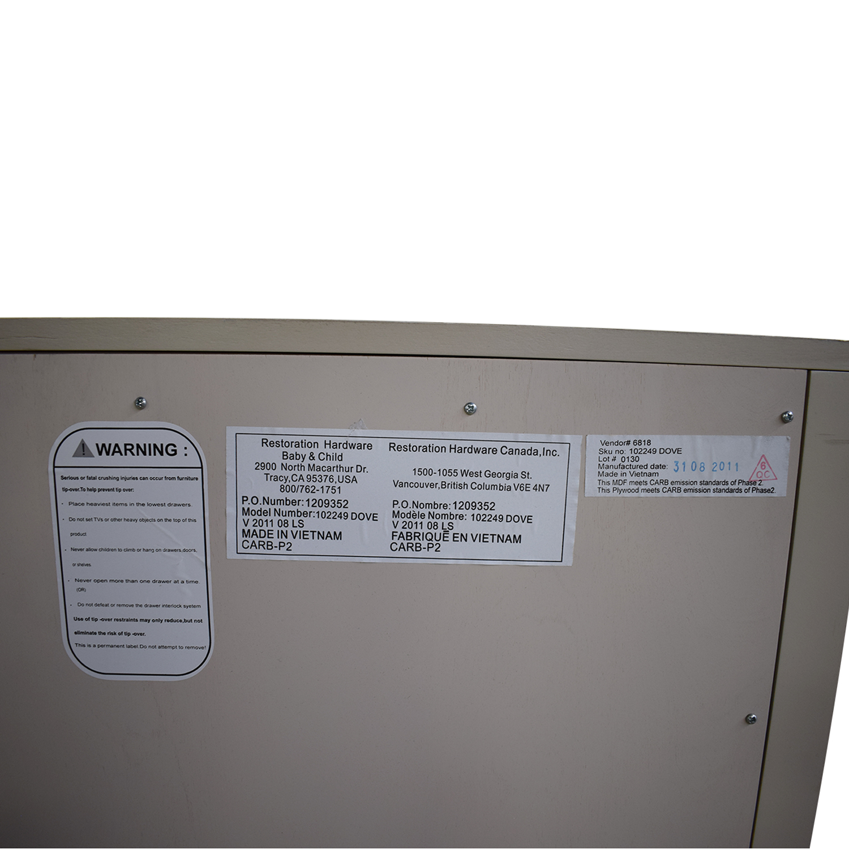 buy Restoration Hardware Baby & Child Dresser Restoration Hardware Storage