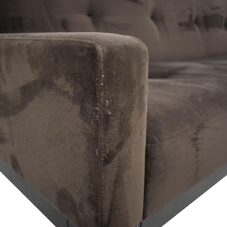 West Elm Sleek Sofabed / Sofa Beds