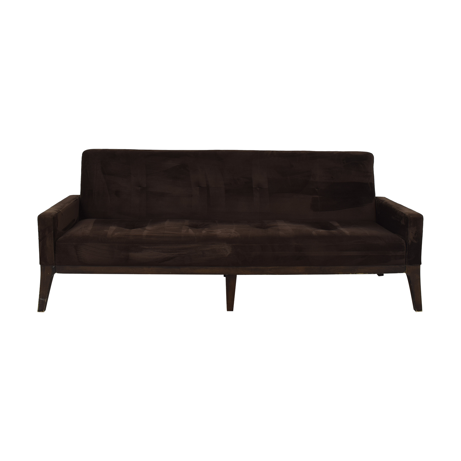 shop West Elm Sleek Sofa Bed West Elm Sofa Beds