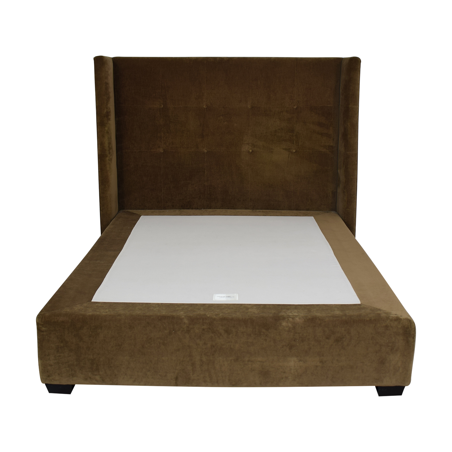 shop Mitchell Gold + Bob Williams Queen Size Platform Bed Mitchell Gold + Bob Williams Beds
