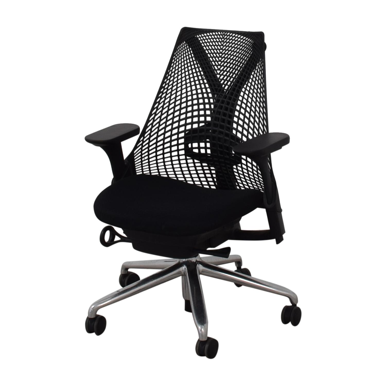 Herman Miller Herman Miller Sayl Task Chair Home Office Chairs