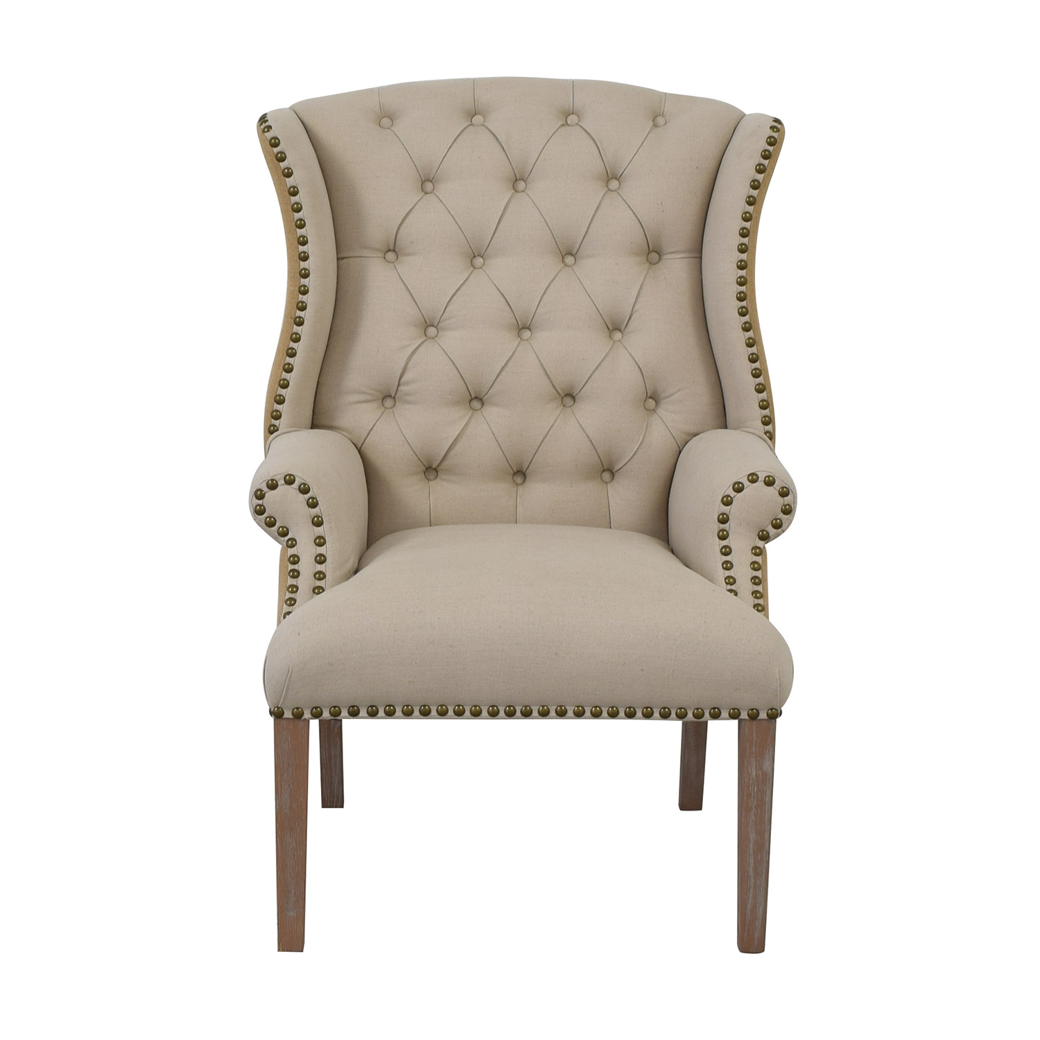 Hickory Chair Traditional Lounge Chair / Accent Chairs