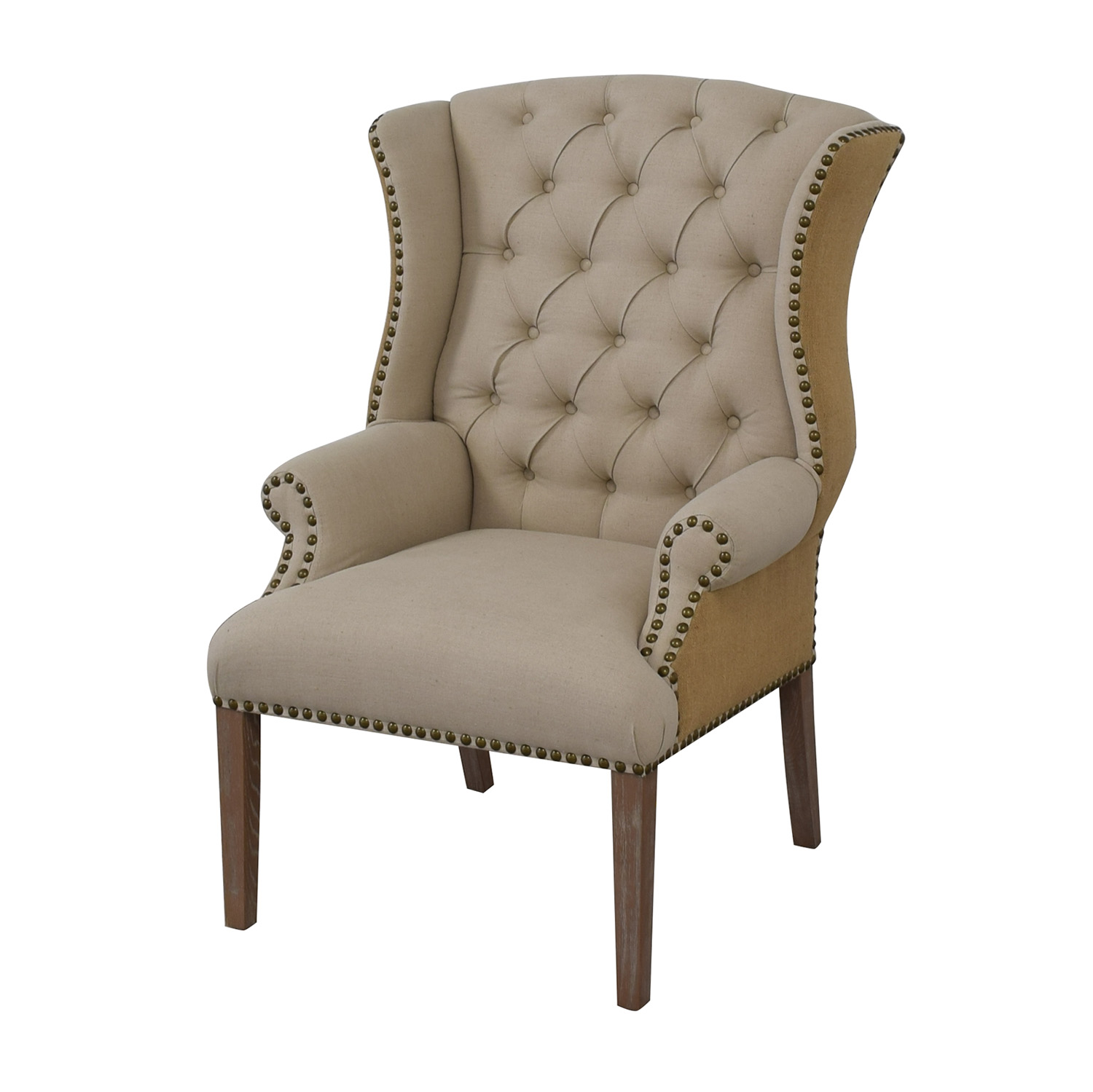 Hickory Chair Hickory Chair Traditional Lounge Chair for sale