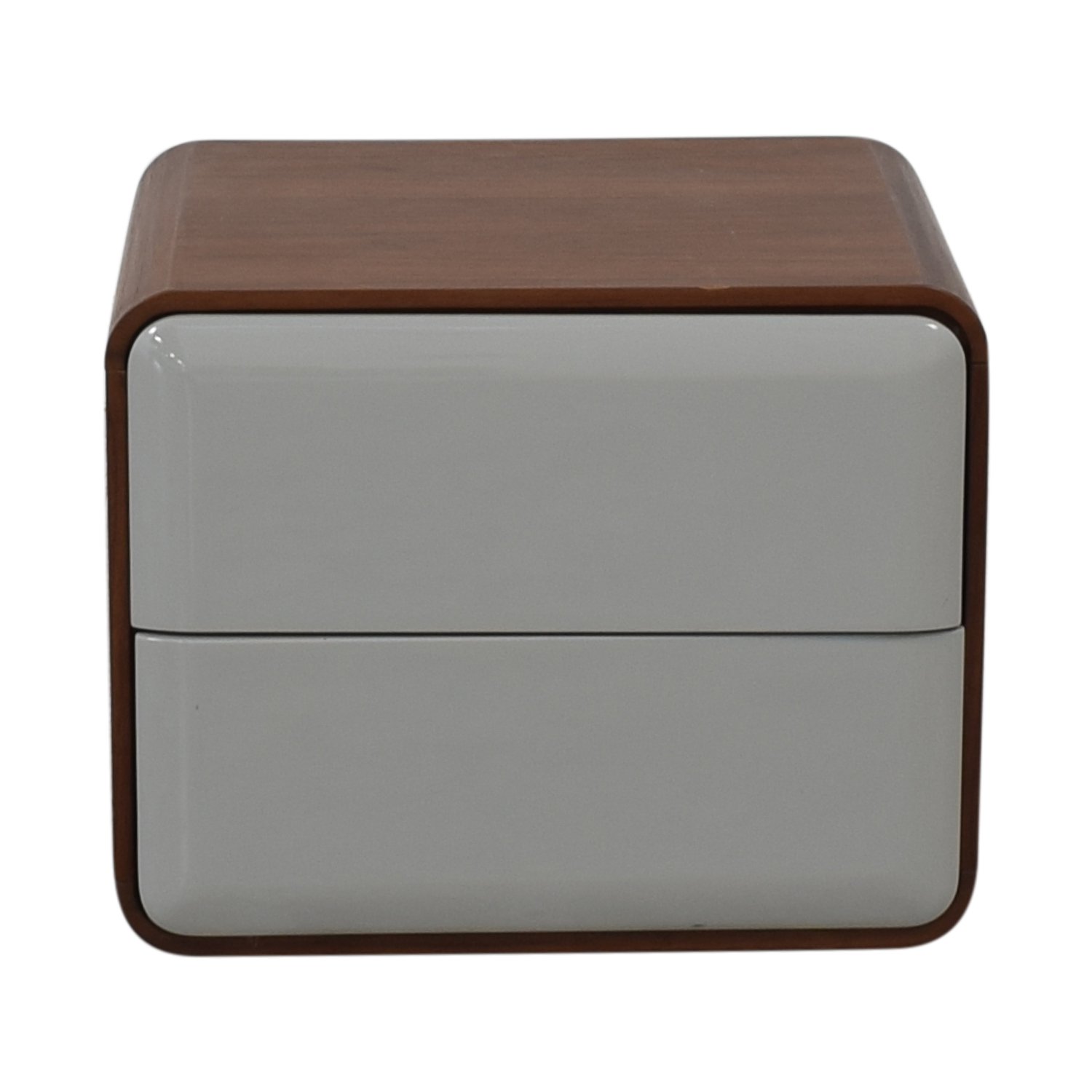 Control Brand Control Brand Mid Century Two Drawer Nightstand nyc