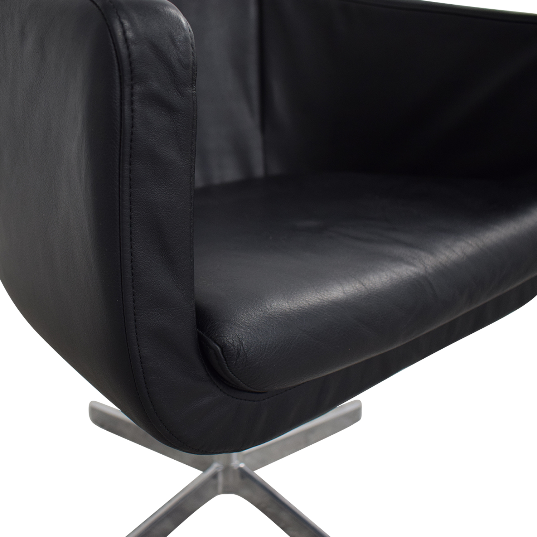buy B&B Italia Tulip Sixty Four Star Base Work Chair B&B Italia Accent Chairs
