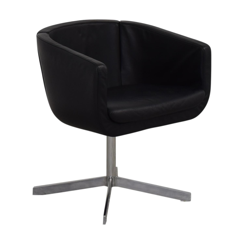 B&B Italia Tulip Sixty Four Star Base Work Chair / Accent Chairs