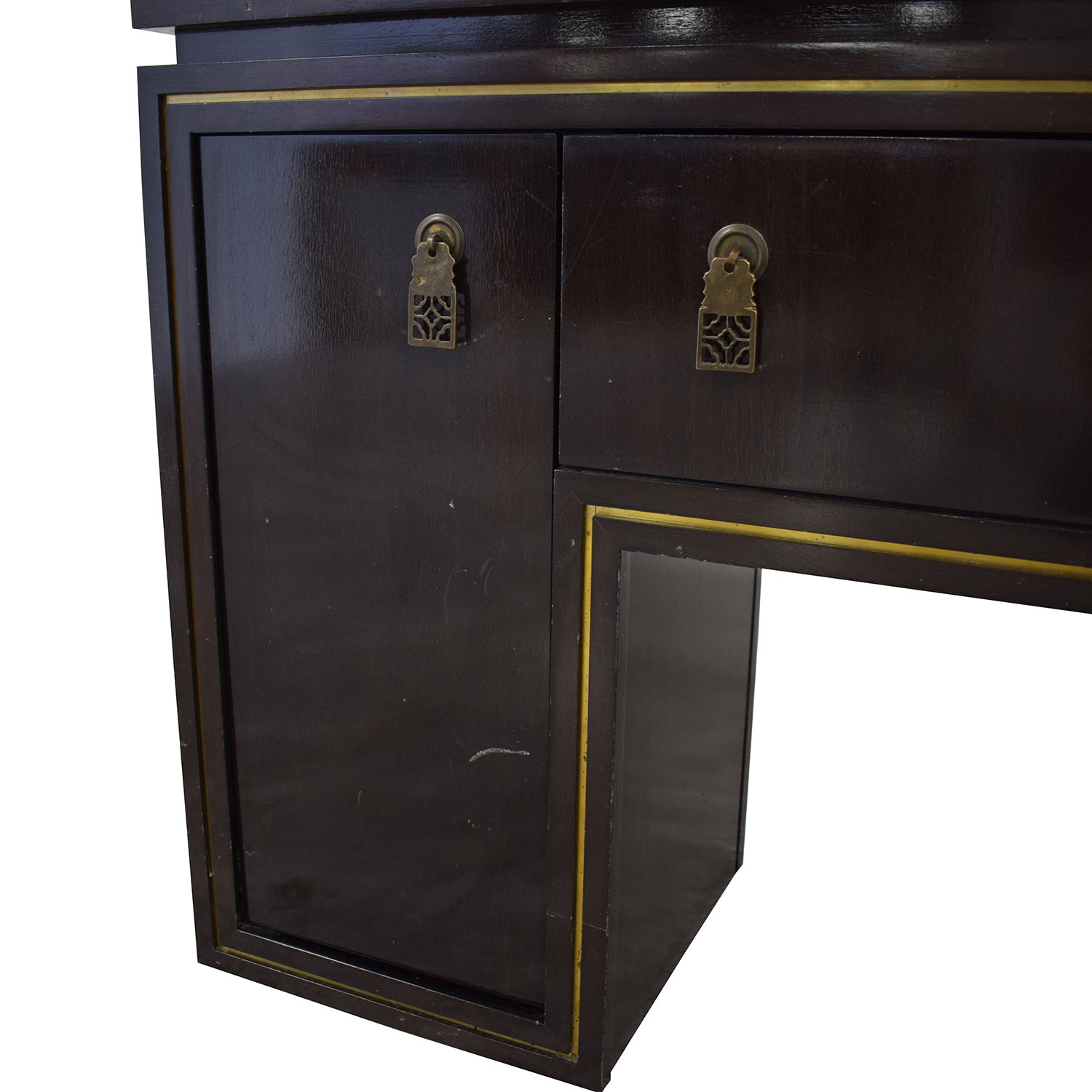 buy Custom Entry Table with Inlay  Accent Tables