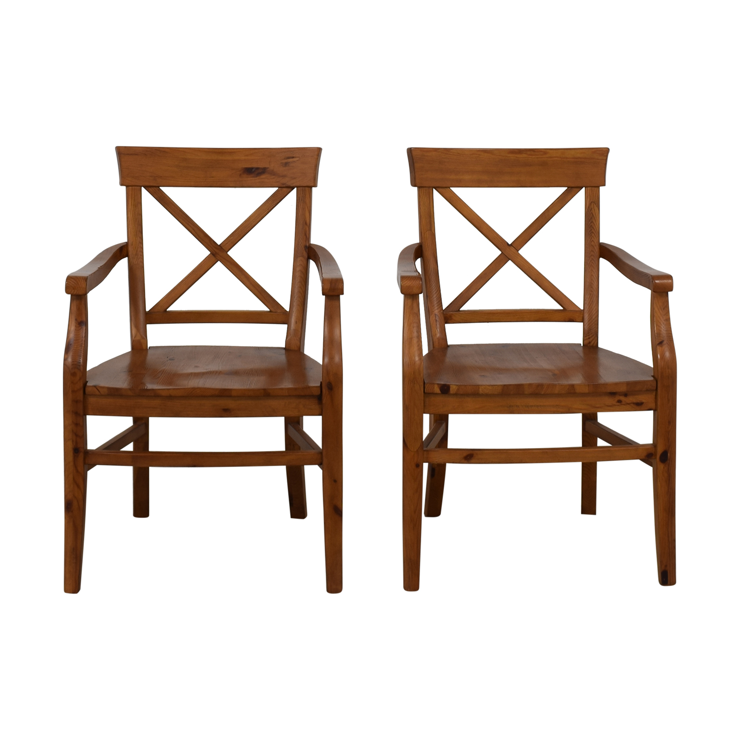 Crate & Barrel Crate & Barrel Armchairs second hand