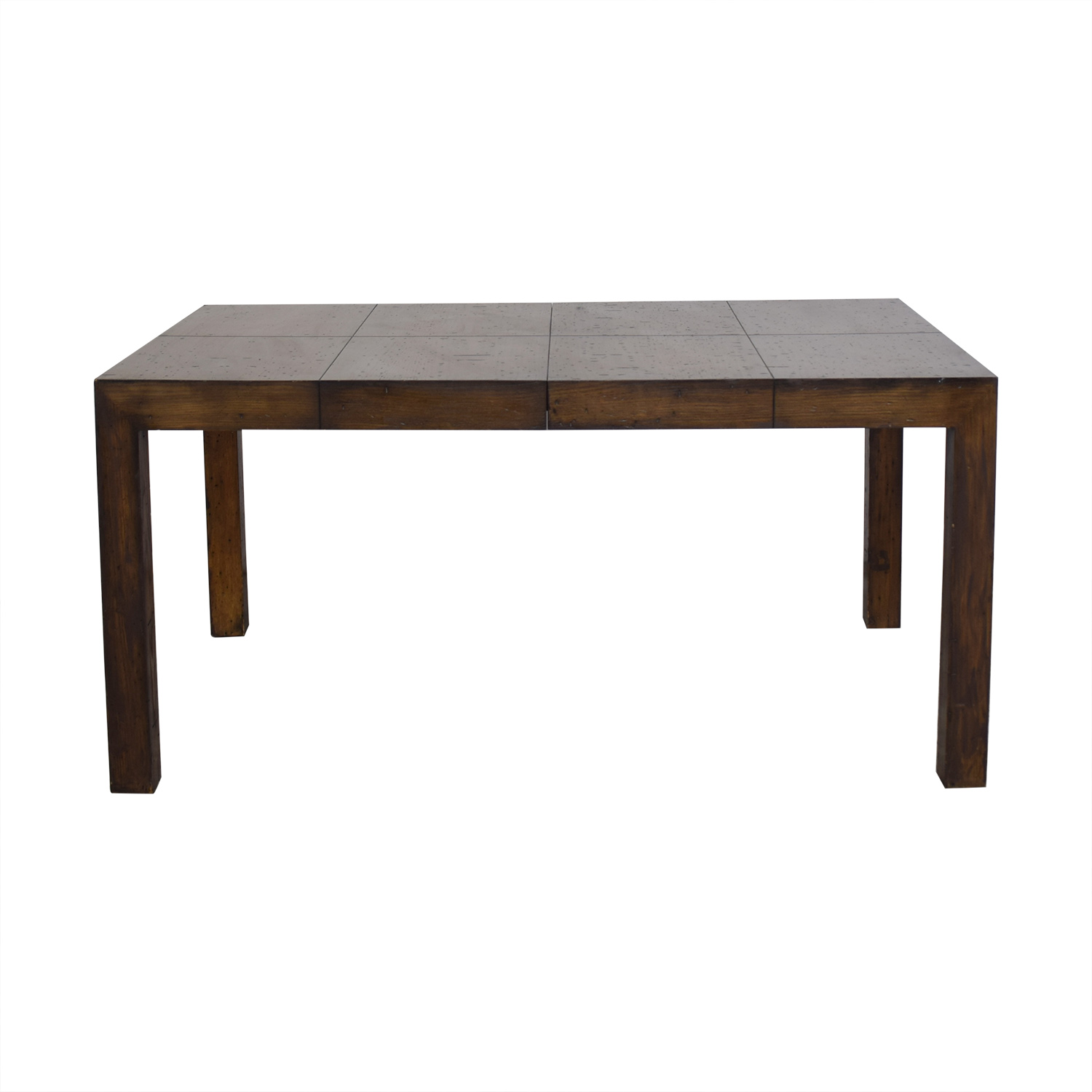 Old Dominion Wood Corporation Butcher Block Dining Table for sale