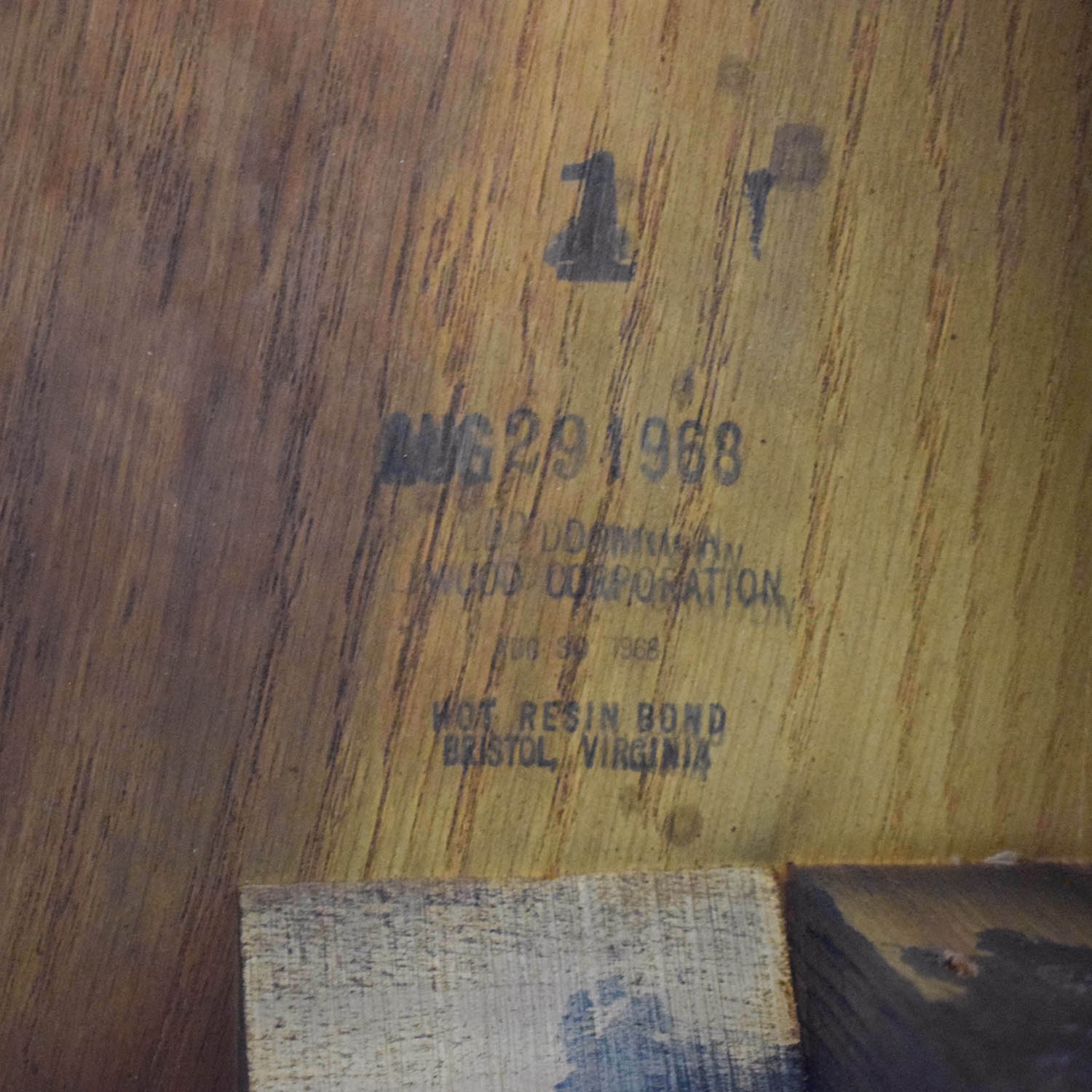 buy Old Dominion Wood Corporation Butcher Block Dining Table