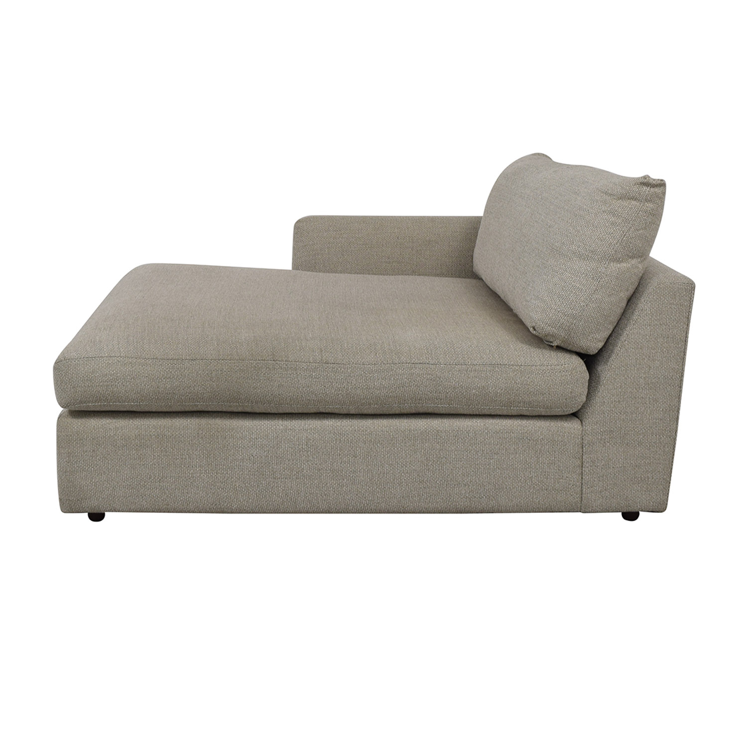 Crate & Barrel Lounge II Left Arm Chaise / Sofas