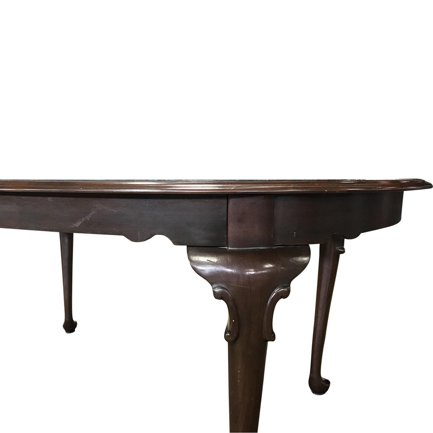 Ethan Allen Ethan Allen Extension Wood Dining Table nj