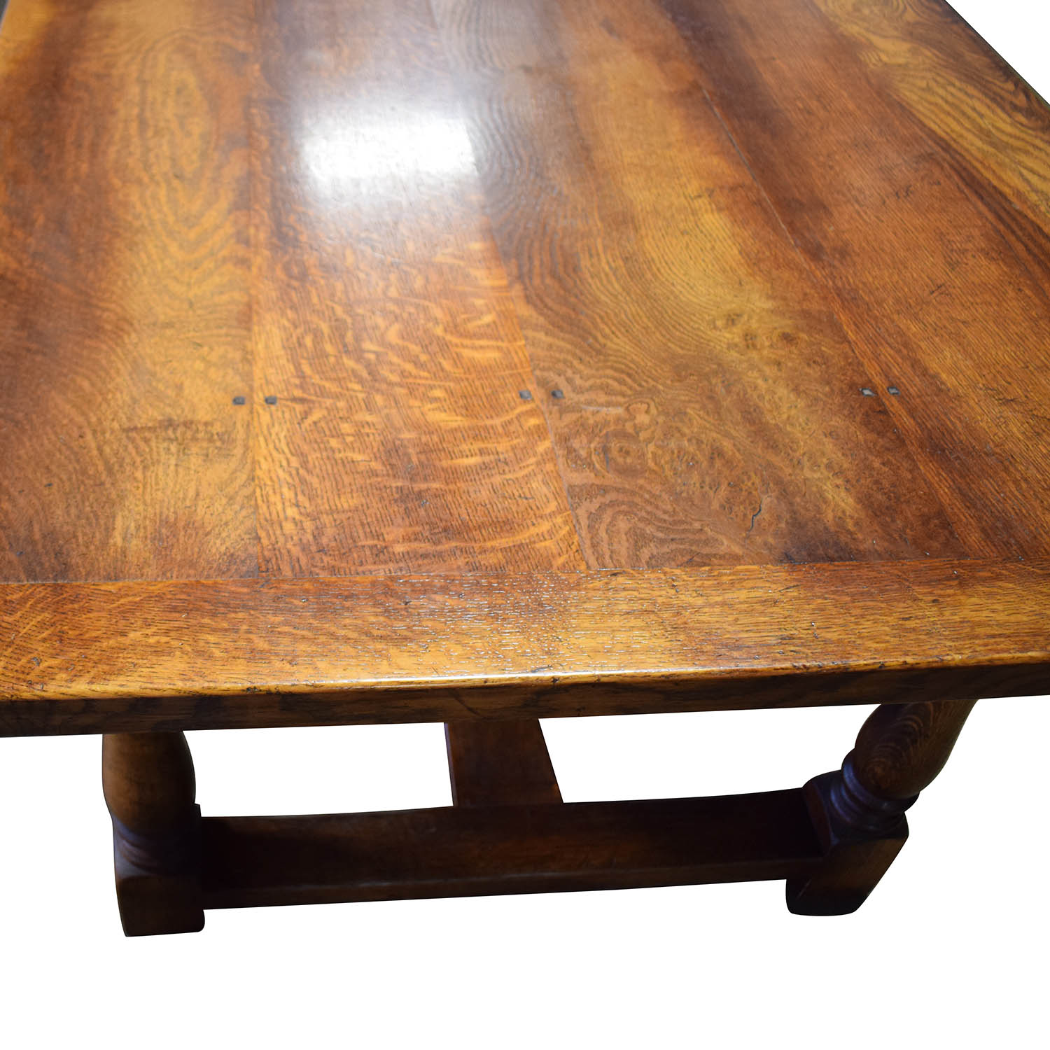 buy Fauld Refectory Wood Dining Table Fauld