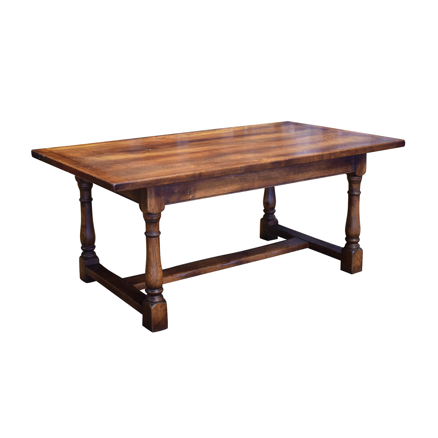 Fauld Refectory Wood Dining Table / Dinner Tables