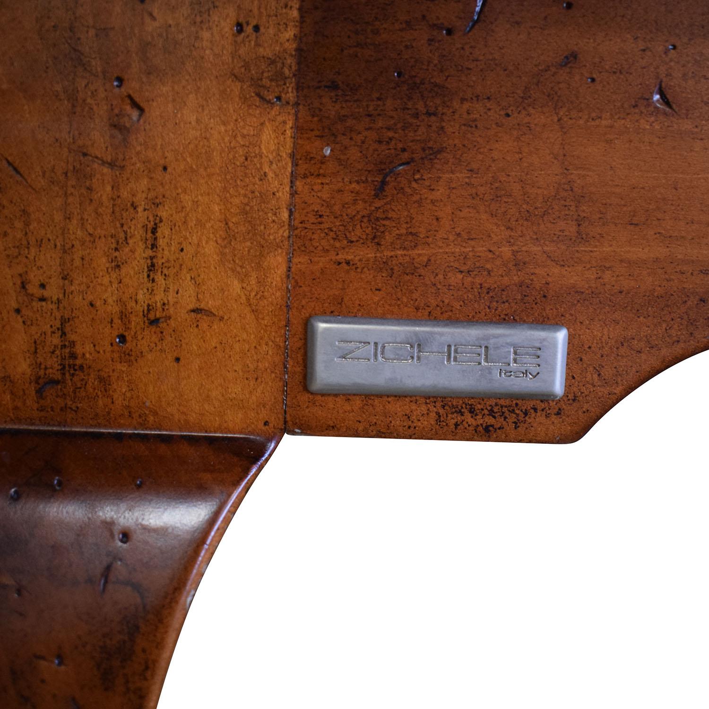 Bloomingdale's Bloomingdale's Zichele Dining Table dimensions