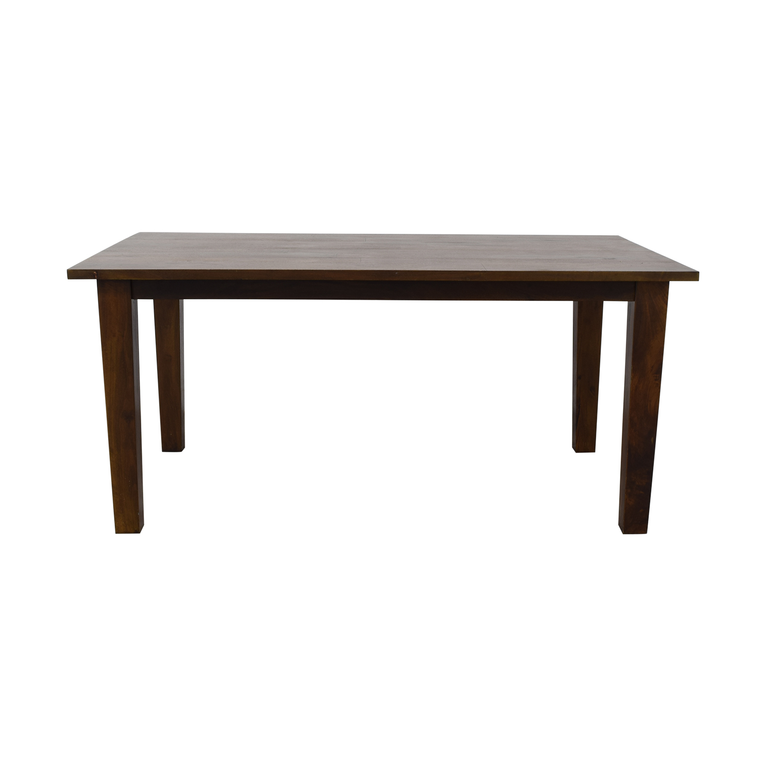 Crate & Barrel Crate & Barrel Basque Honey Dining Table used