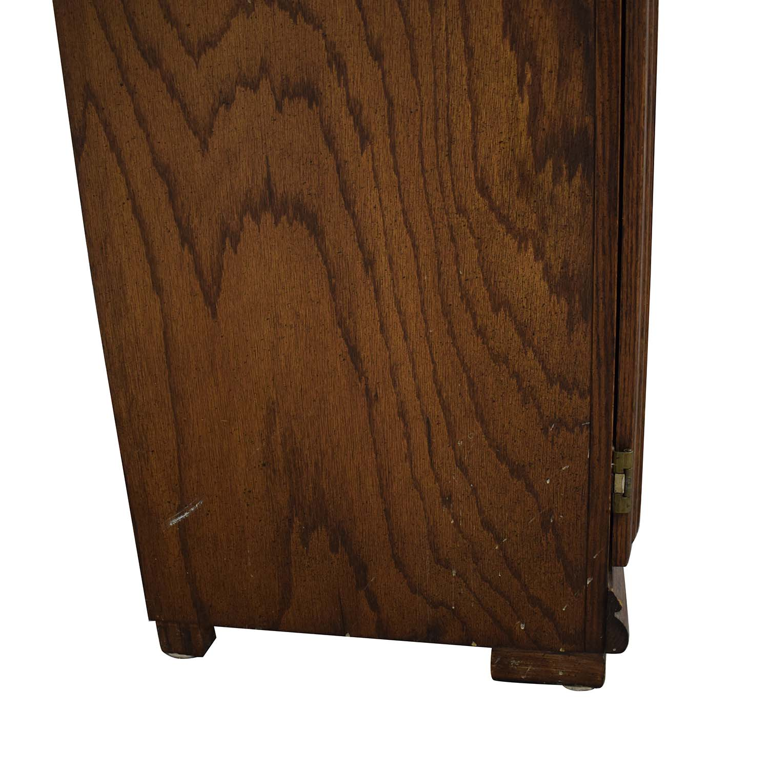 buy Wood Chest with Shelves