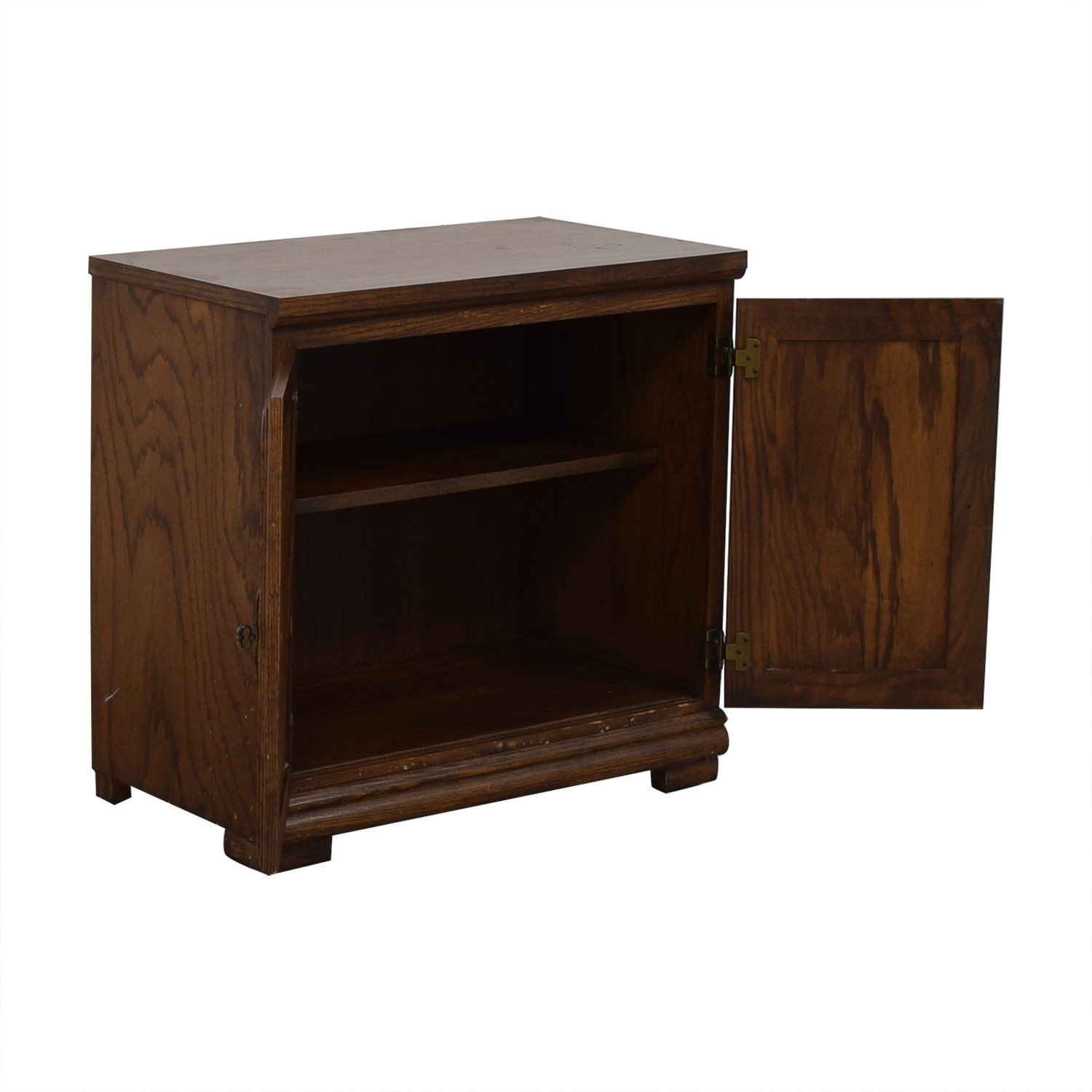 buy Wood Chest with Shelves  Trunks