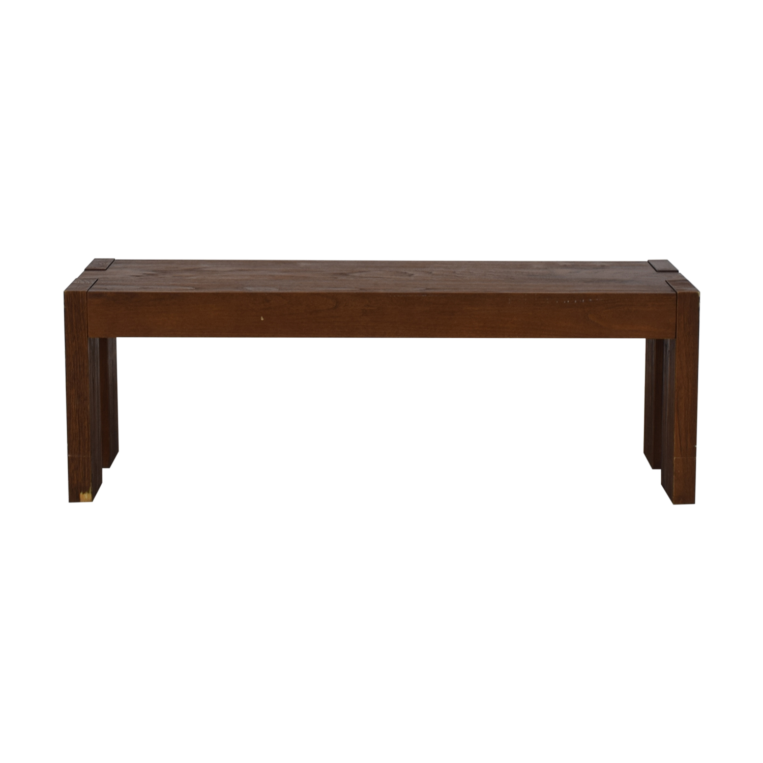 West Elm West Elm Wood Bench price