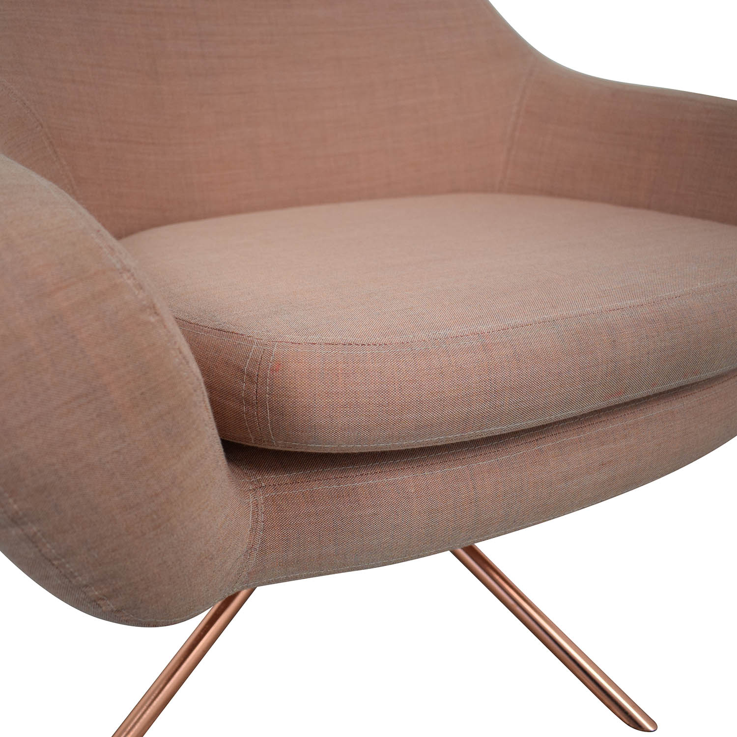 Fantastic 68 Off Softline Softline Noomi Swivel Lounge Chair Chairs Pdpeps Interior Chair Design Pdpepsorg