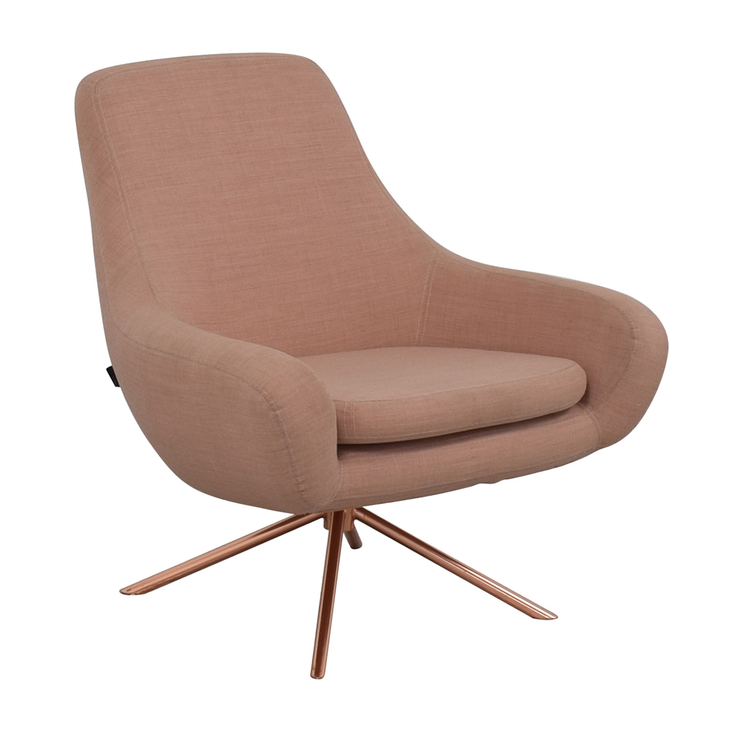 Stupendous 68 Off Softline Softline Noomi Swivel Lounge Chair Chairs Pdpeps Interior Chair Design Pdpepsorg