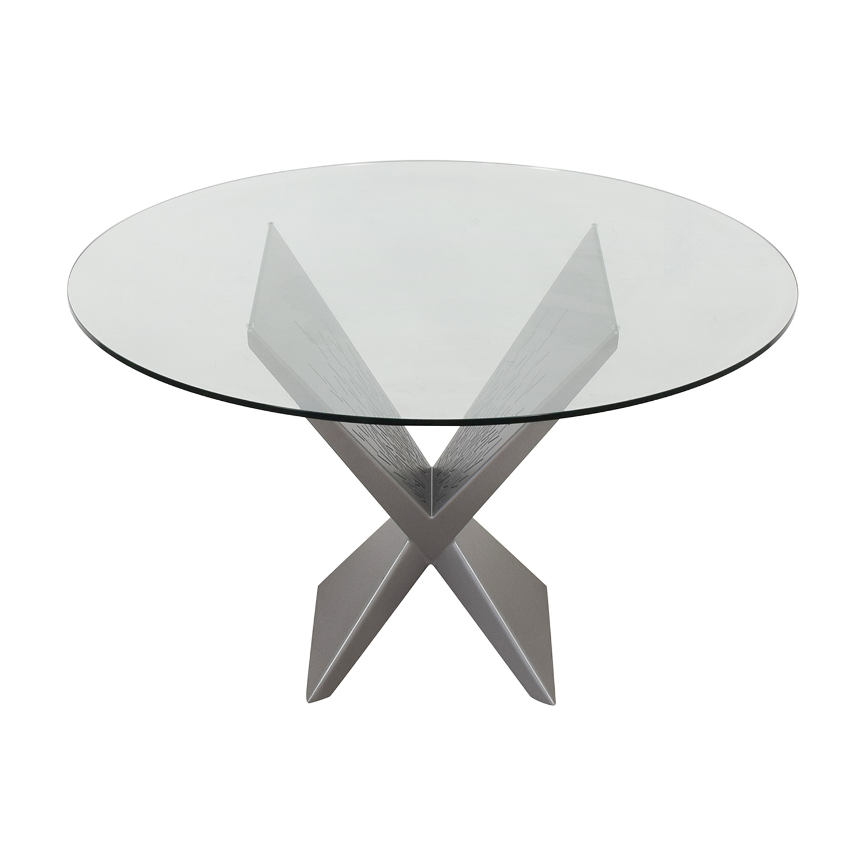 Elite Modern Elite Modern Atlas Round Dining Table discount