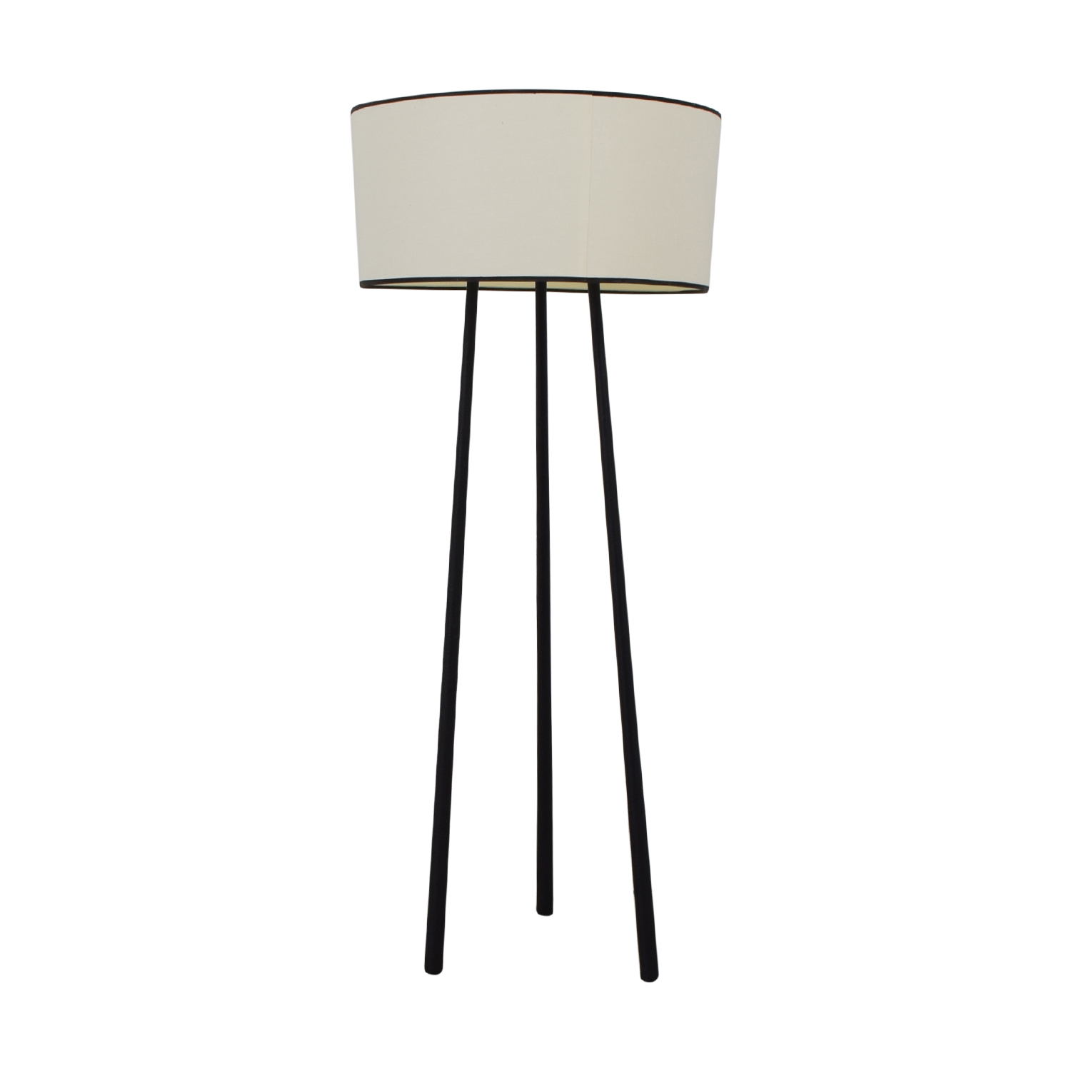 Robert Abbey Shinto Tripod Floor Lamp Robert Abbey