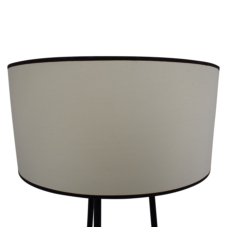 buy Robert Abbey Robert Abbey Shinto Tripod Floor Lamp online