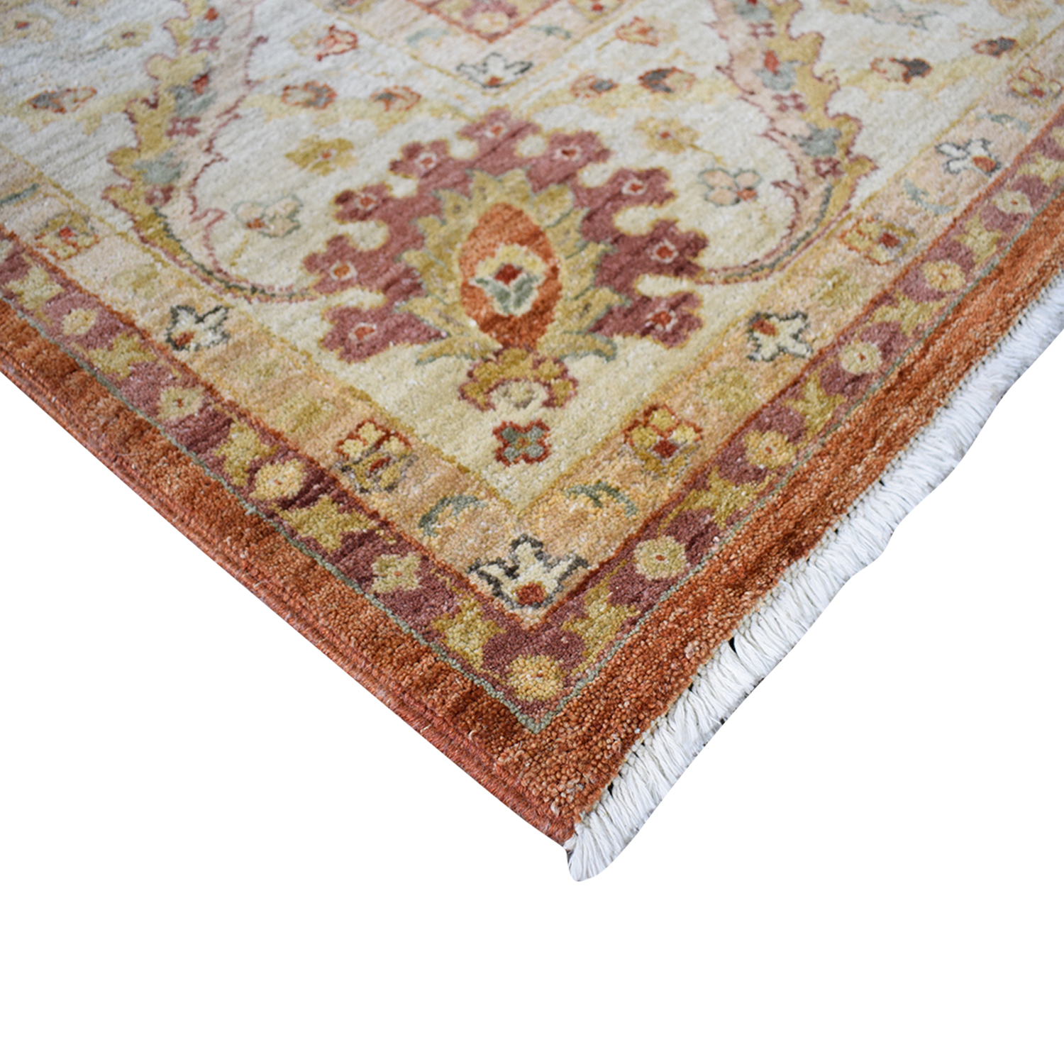 Macy's Macy's Hand Knotted Wool Area Rug coupon
