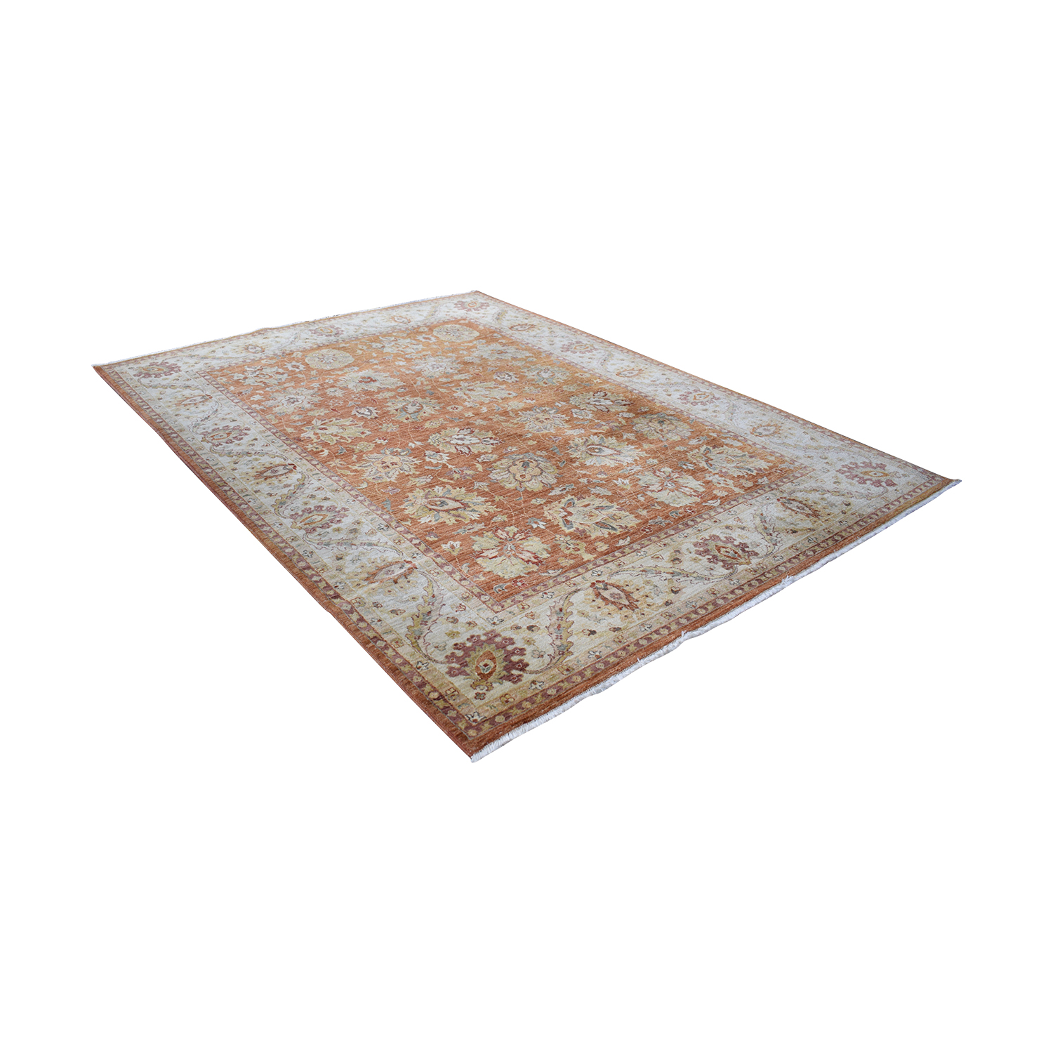 Macy's Macy's Hand Knotted Wool Area Rug Rugs