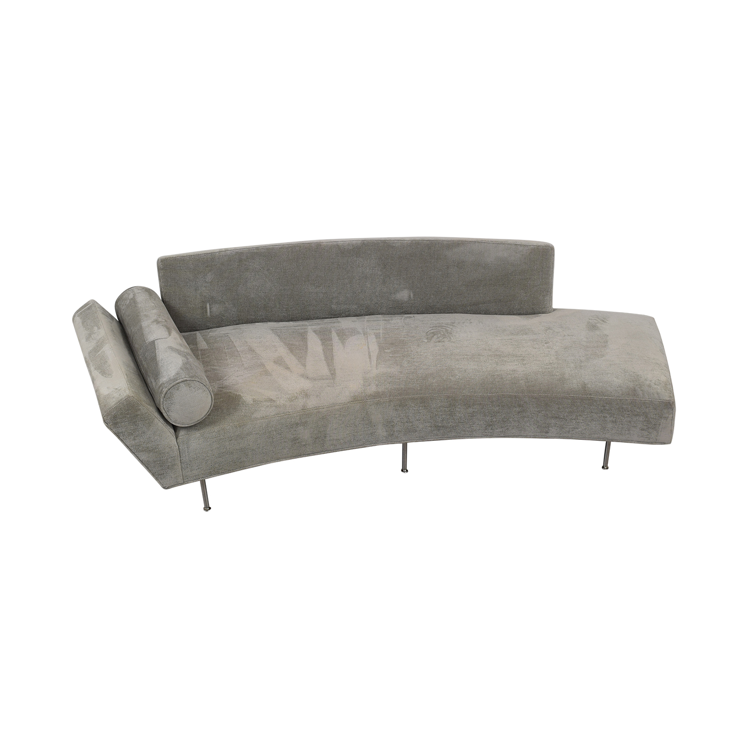 Curved Chaise Lounge dimensions