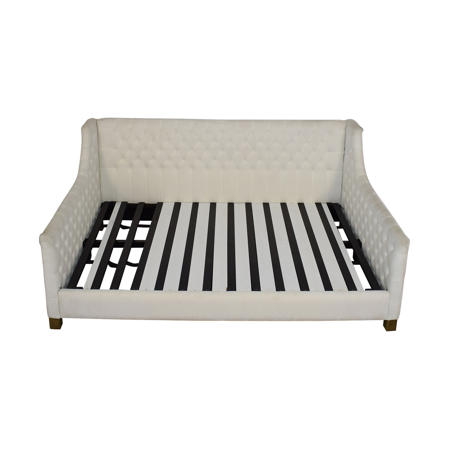 buy Restoration Hardware Devyn Tufted Daybed Restoration Hardware