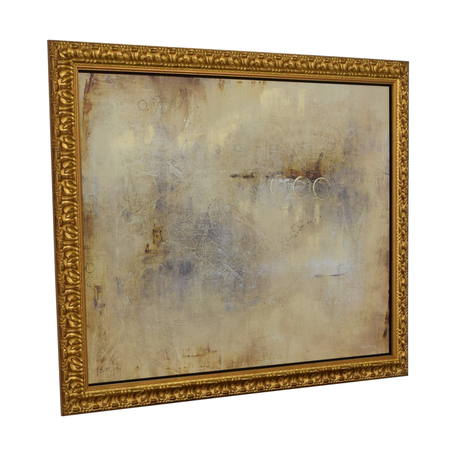 Ethan Allen Ethan Allen Subliminal I Abstract Painting for sale