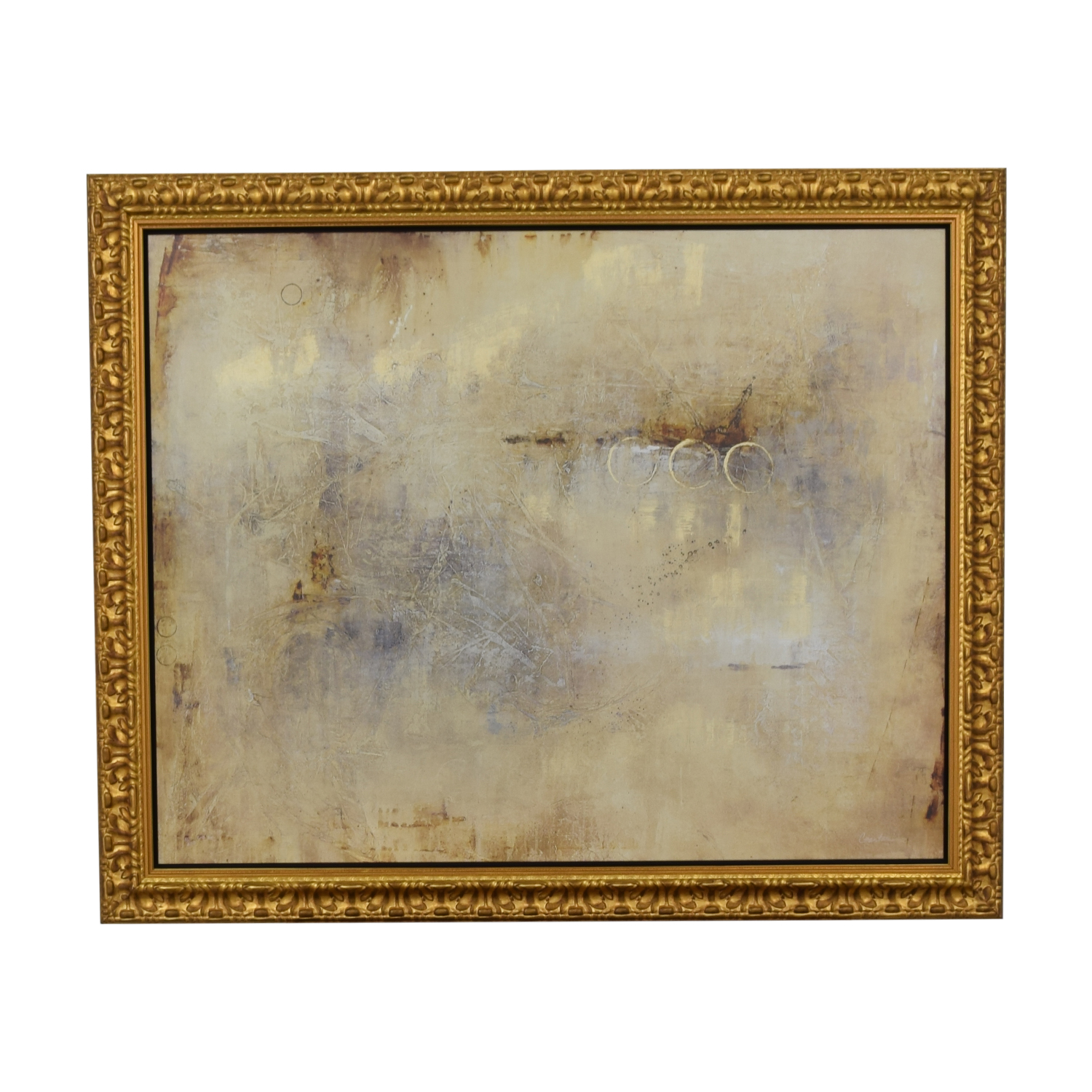 shop Ethan Allen Ethan Allen Subliminal I Abstract Painting online