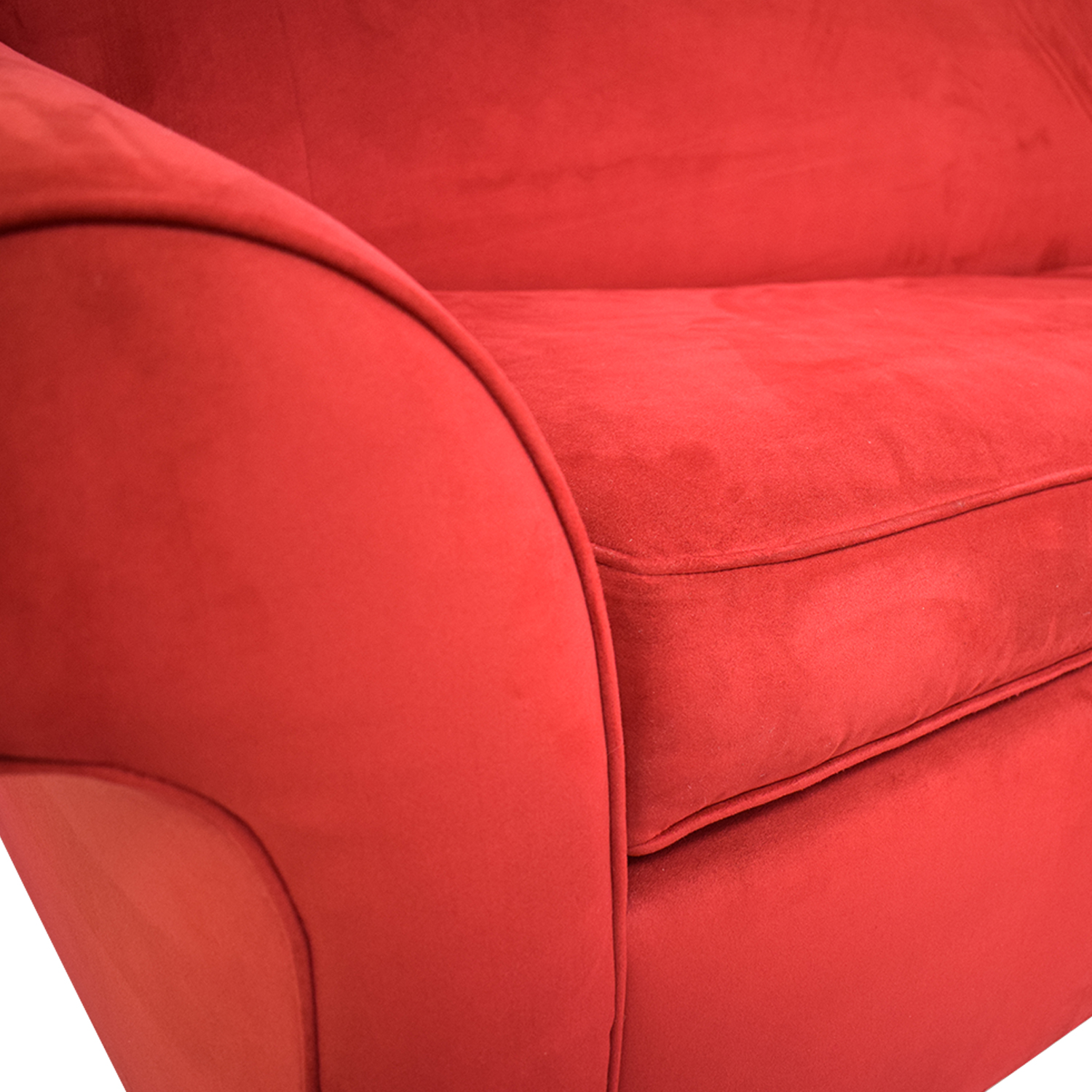 Kravet Kravet Red Sleeper Sofa for sale