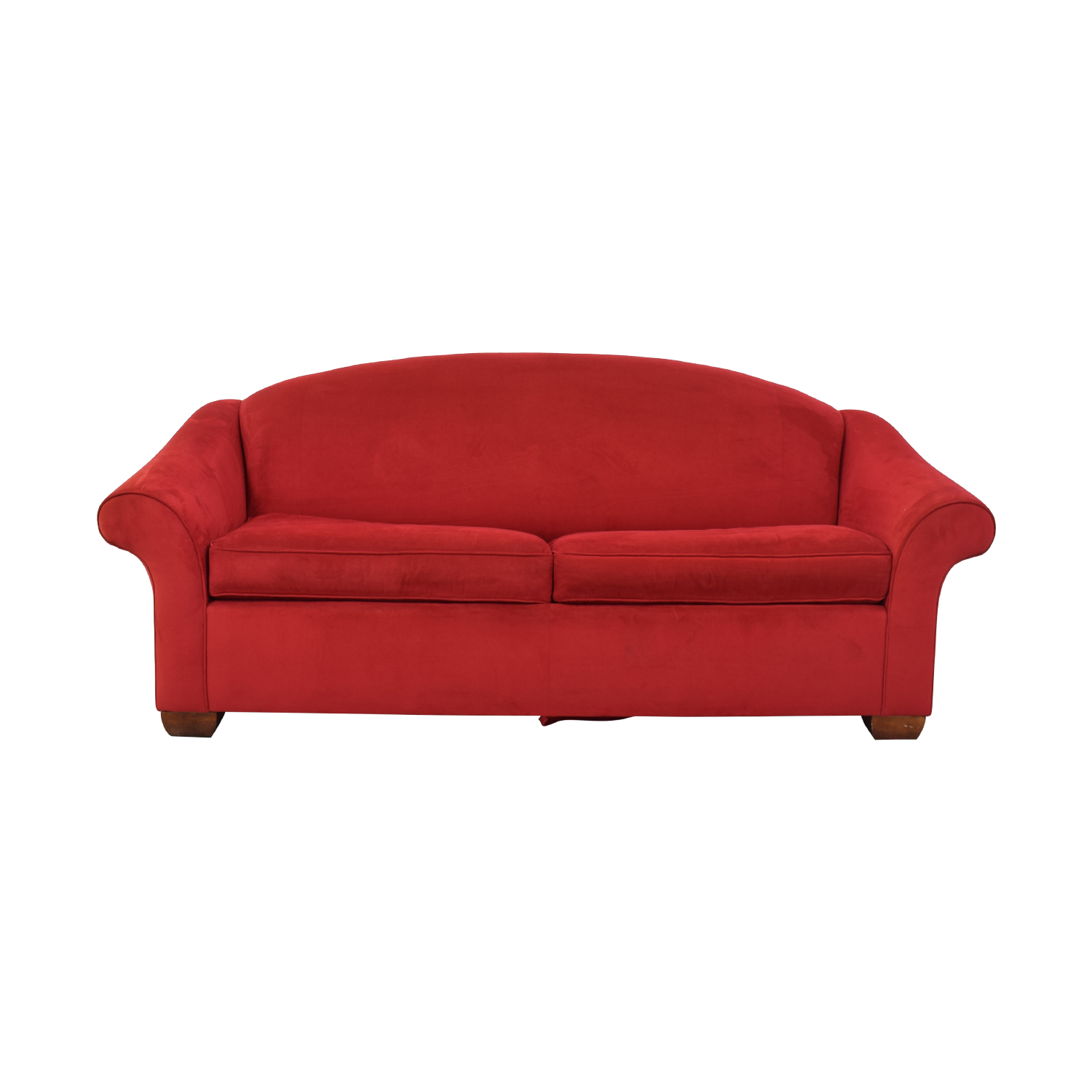 Kravet Red Sleeper Sofa sale