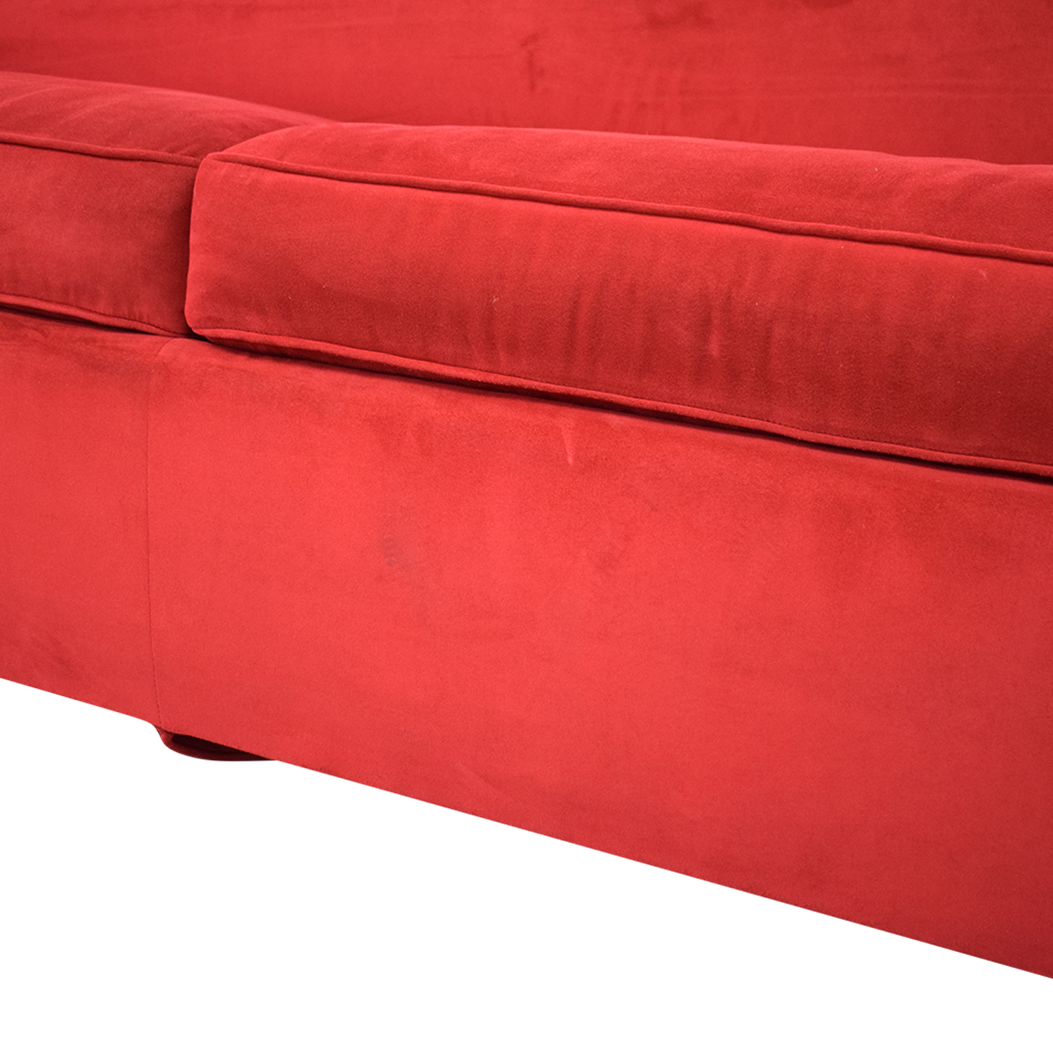 shop Kravet Red Sleeper Sofa Kravet