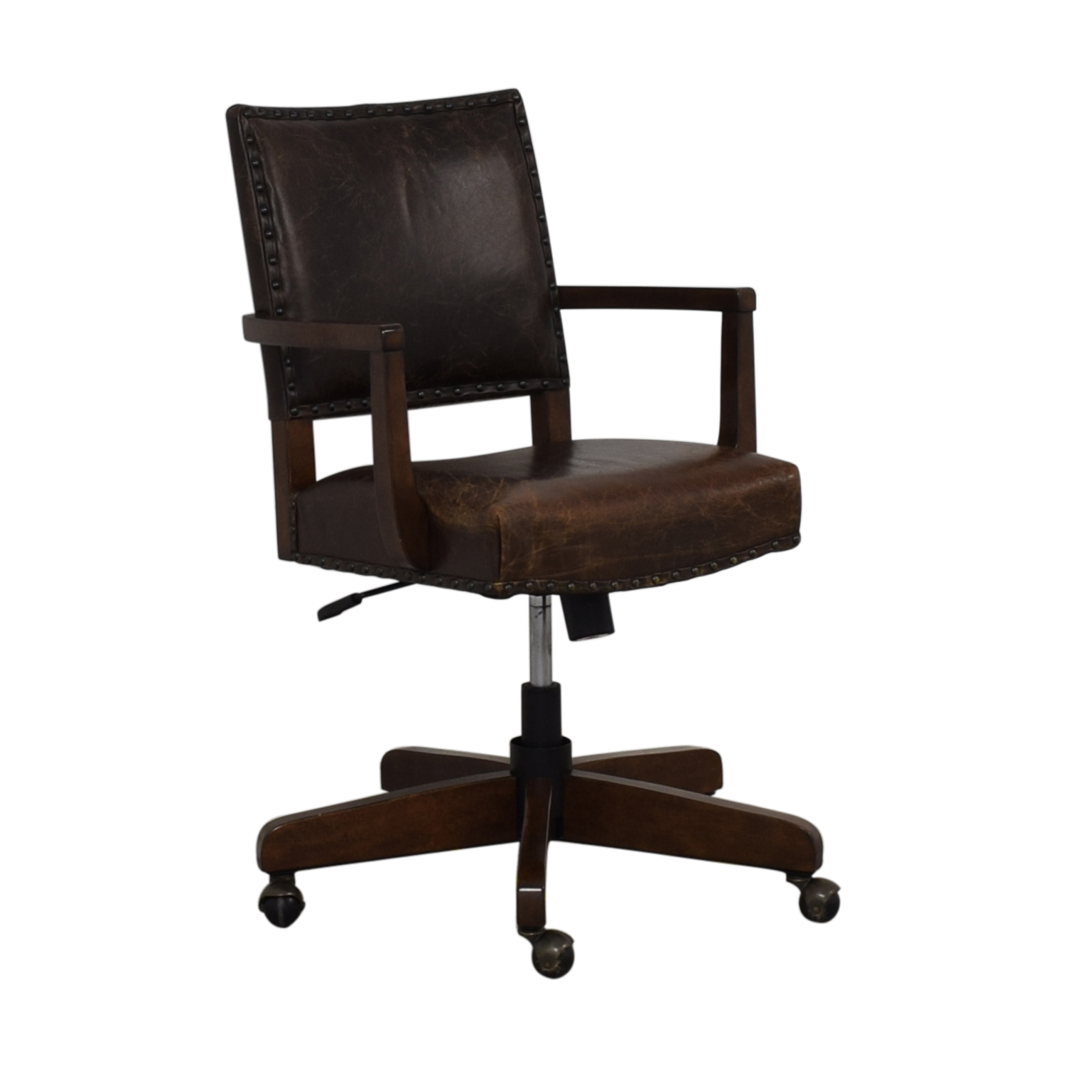 Pottery Barn Pottery Barn Manchester Swivel Desk Chair coupon
