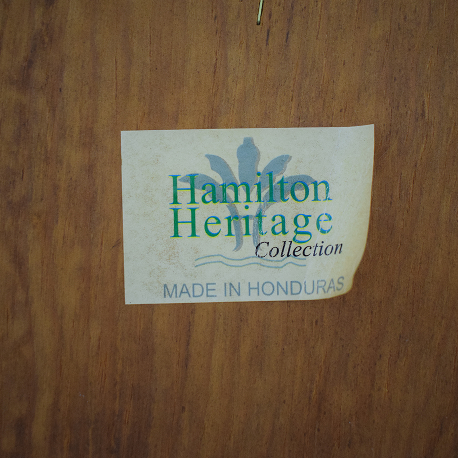 Hamilton Heritage Entertainment Cabinet sale