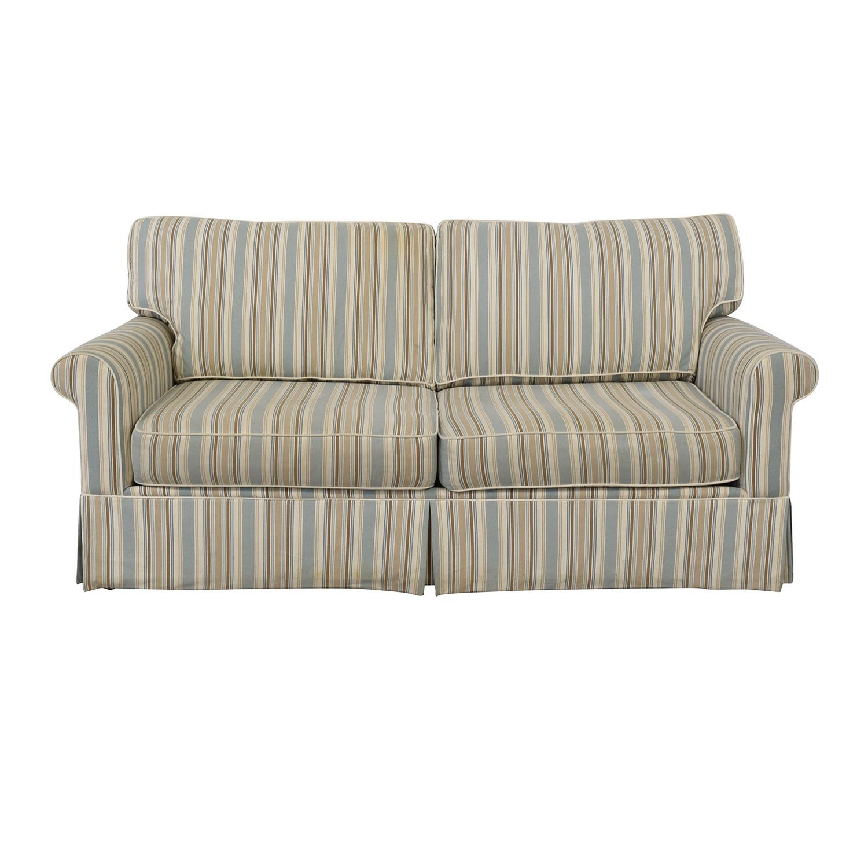 Alan White Alan White Striped Sofa second hand