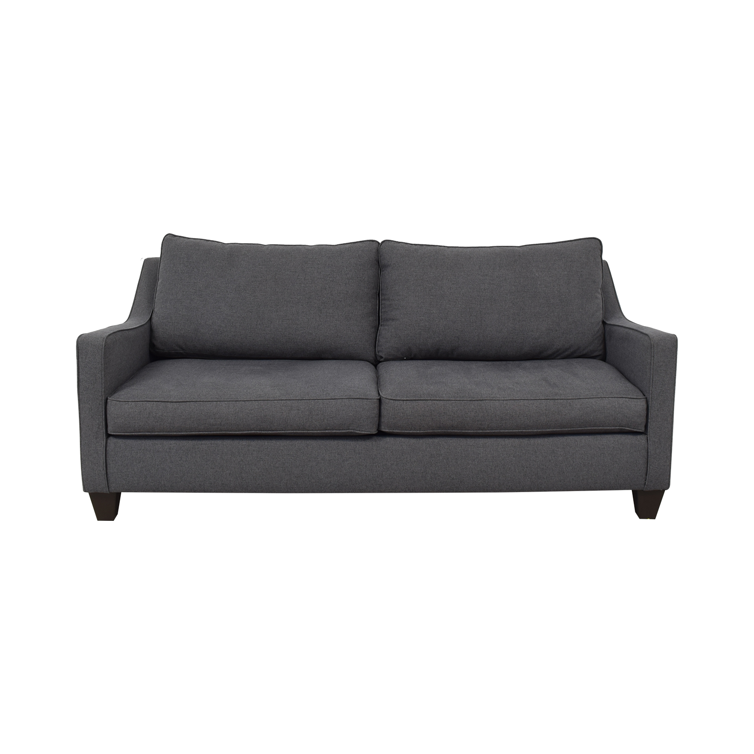buy Raymour & Flanigan Raymour & Flanigan Two Cushion Sofa online