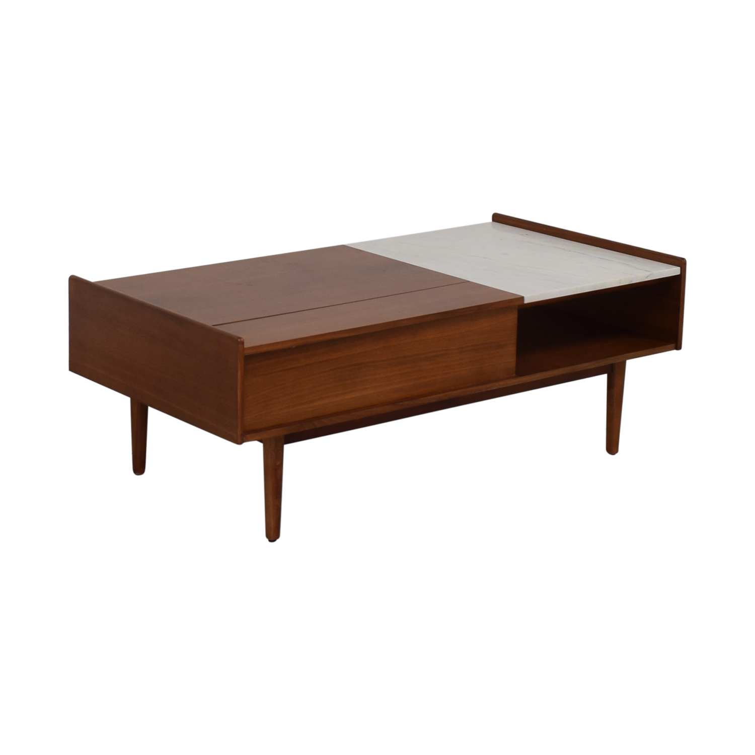 West Elm West Elm Mid Century Pop-Up Coffee Table coupon
