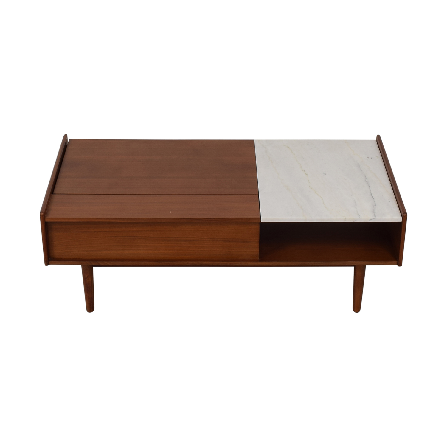 buy West Elm West Elm Mid Century Pop-Up Coffee Table online