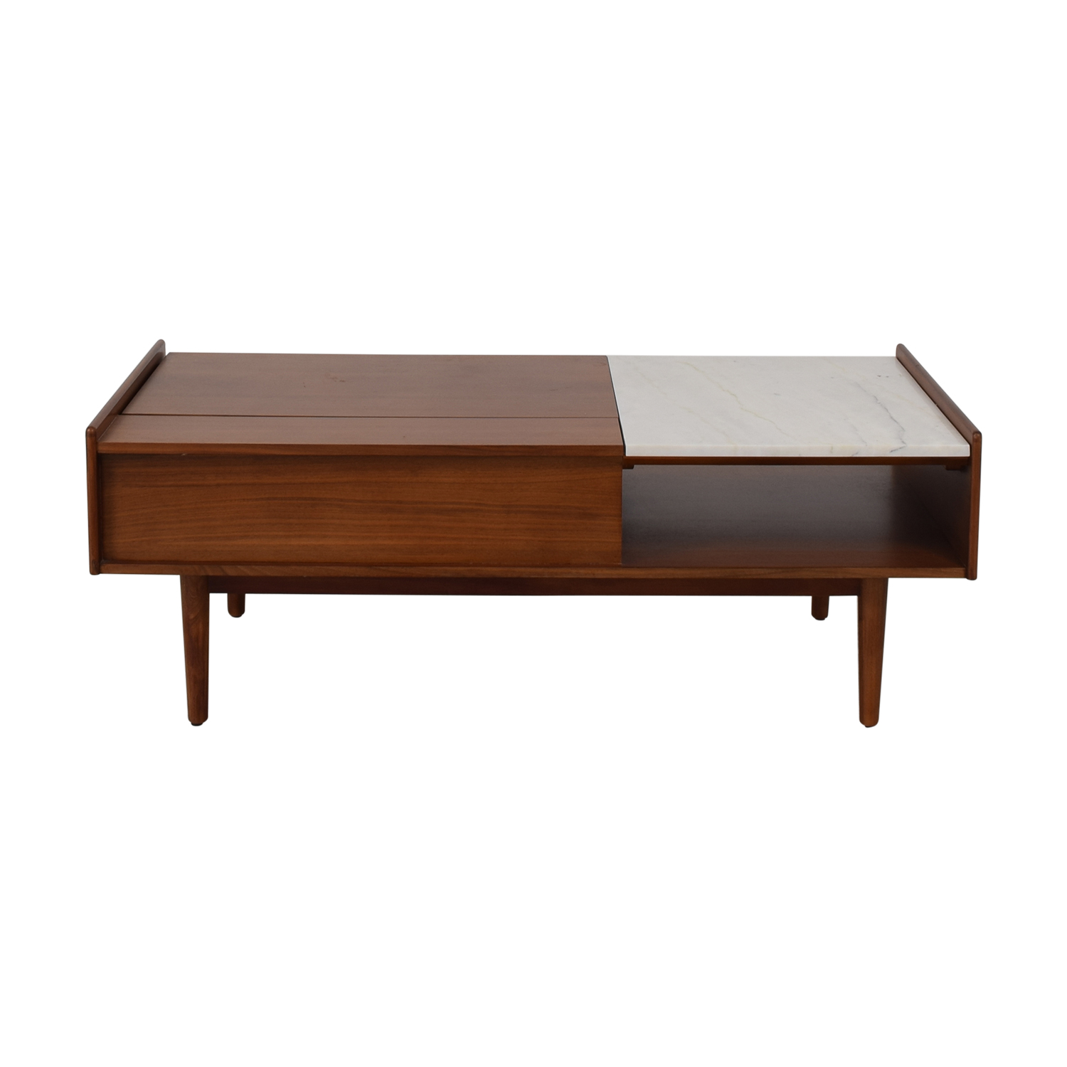 buy West Elm Mid Century Pop-Up Coffee Table West Elm Coffee Tables