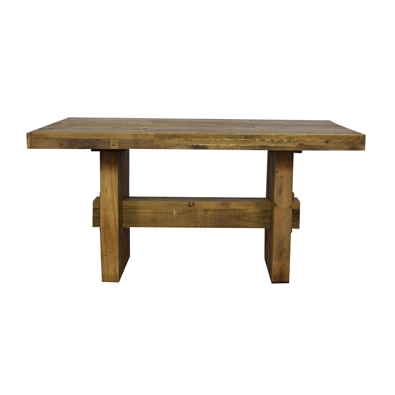 buy West Elm Emerson Rustic Dining Table West Elm