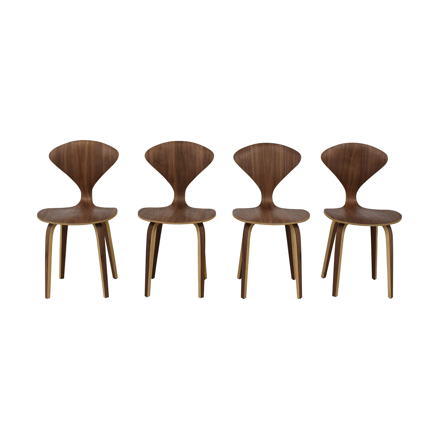 Rove Concepts Mid-Century Modern Dining Chairs / Chairs