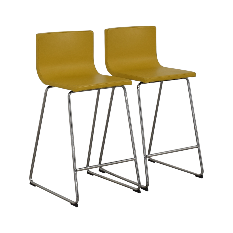 71 Off Ikea Ikea Bernhard Bar Stools Chairs